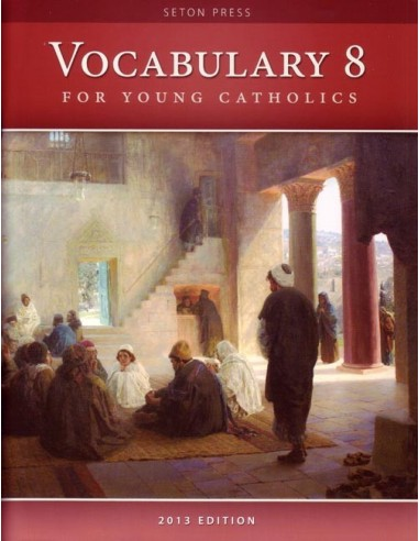 Vocabulary 8 for Young Catholics