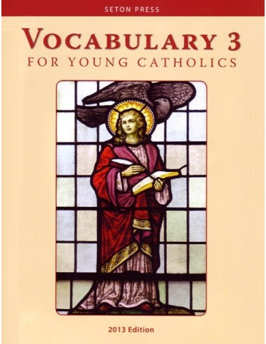 Vocabulary 3 For Young Catholics