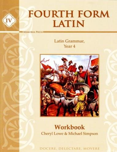 Fourth Form Latin Student Workbook