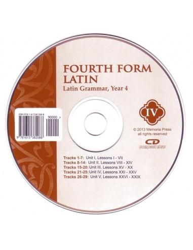 Fourth Form Latin Pronunciation CD