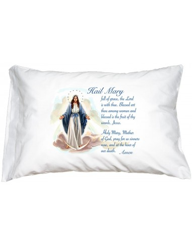 Hail Mary Pillowcase