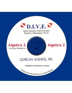 Algebra 2 (3rd ed) DIVE Into Math CD