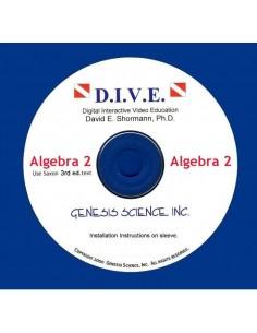 Algebra 2 (3rd ed) DIVE Into Math CD