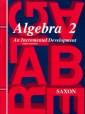 Saxon Algebra 2 (3rd Ed) Text (New)