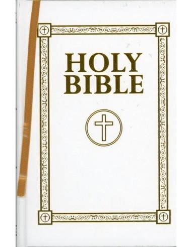 First Communion Gift Bible - Douay Rheims