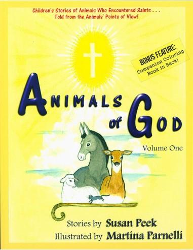 Animals of God: Vol. 1