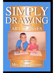 Simply Drawing Vol. 4 Art Classes (Life of Jesus)