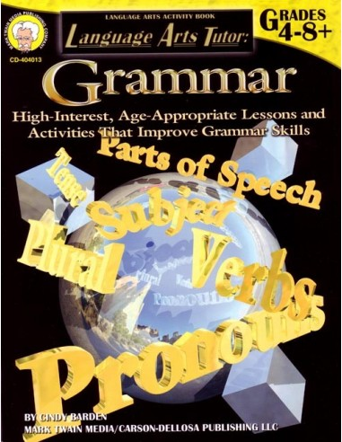 Language Arts Tutor: Grammar