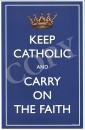Catholic Mini Poster Set