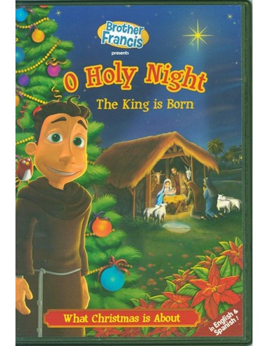 Brother Francis DVD: O Holy Night: The King is Born