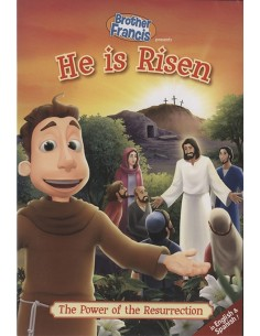 Brother Francis DVD: He is Risen