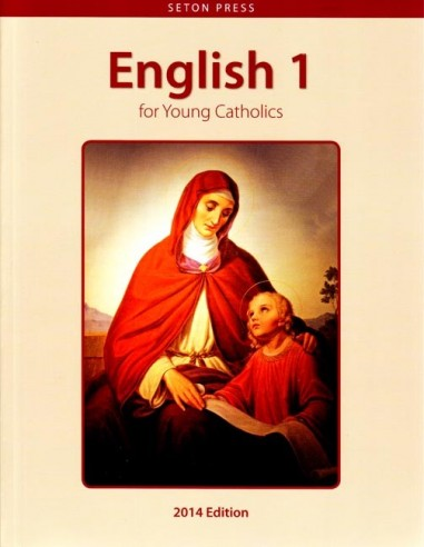 English 1 for Young Catholics (key in book)