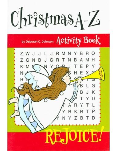 Christmas A-Z Activity Book