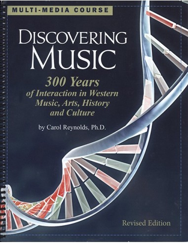 Discovering Music Student text