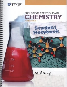 Expl. Creation with Chemistry Student Notebook