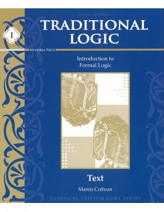 Traditional Logic 3rd Ed. Text