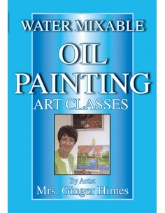 Water Mixable Oil Painting