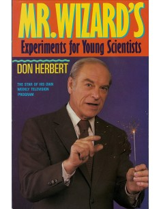 Mr. Wizard's Experiments for Young Scientist