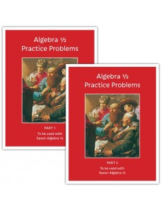 Math 8 Practice Problems Workbook