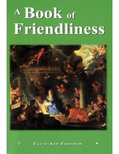 Book of Friendliness (key in book)