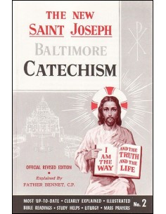 Baltimore Catechism No. 2 (Grades 6-8)