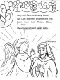 Coloring Book About Angels