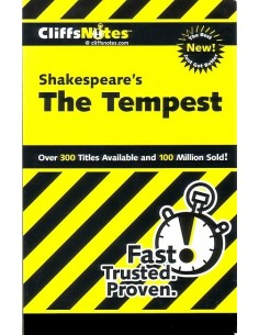 Cliffs Notes for The Tempest