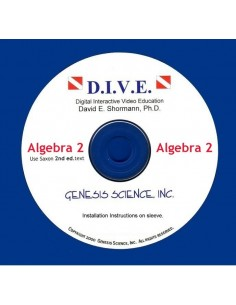 Algebra 2 (2nd ed) Dive Into Math CD