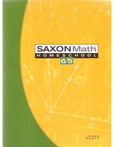 Saxon 65 (Homeschool