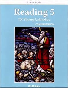 Reading 5 for Young Catholics Comprehension (key in book)