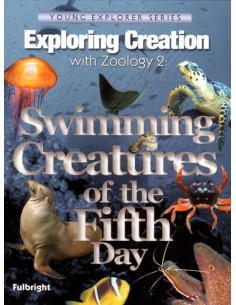Exploring Creation with Zoology 2: Swimming Creatures