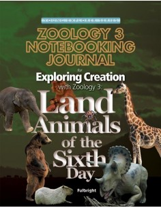 Notebooking Journal - Zoology 3