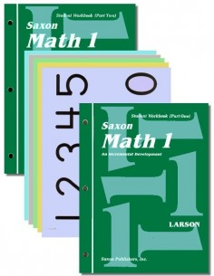 Saxon Math 1 Student Workbook