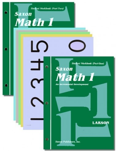 Saxon Math 1 Student Workbook