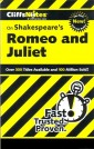 Cliffs Notes for Romeo and Juliet