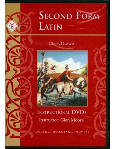 Second Form Latin 3 DVD Set