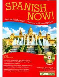 Spanish Now Level 1 8th Ed Txt/Wkbk w/key w/cd