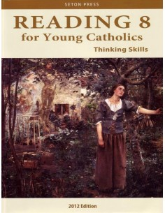 Reading 8 for Young Catholics Thinking Skills (key in book)