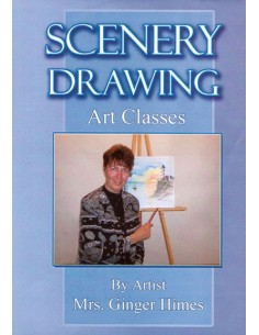 Scenery Drawing Art Classes DVD