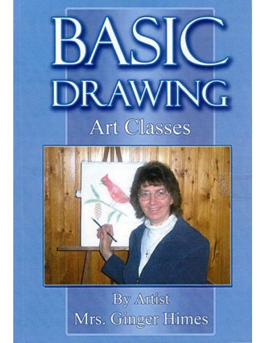 Basic Drawing Art Classes DVD