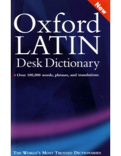 Oxford Latin Desk Dictionary