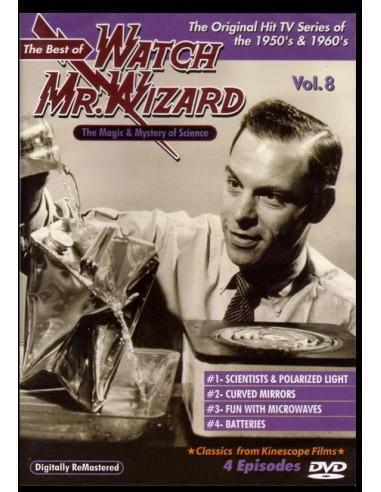 Watch Mr. Wizard Vol. 8