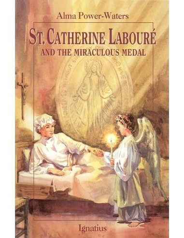 St. Catherine Laboure and Mirac. Medal