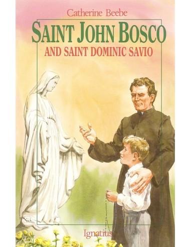 St. John Bosco and St. Dominic Savio