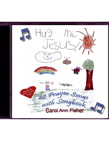 Hug Me Jesus (CD)