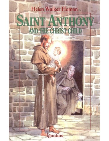 St. Anthony and the Christ Child