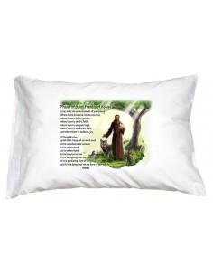 St. Francis Pillowcase