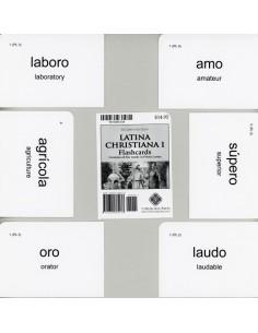 Prima Latina/ Latina Christiana I Flashcards