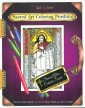 Catholic Saints Stained Glass Coloring Portfolio