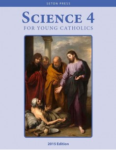 Science 4 for Young Catholics (key in book)